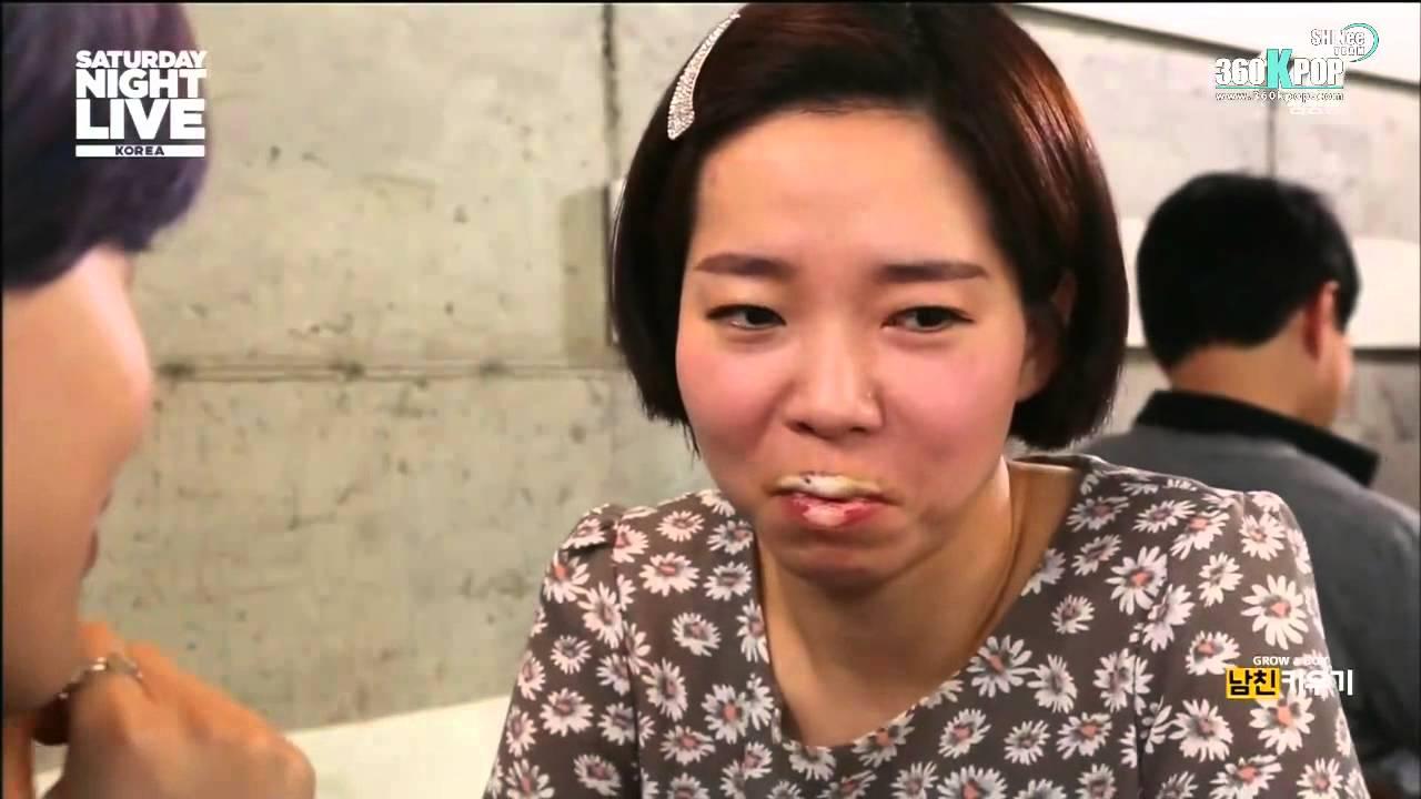 [VIETSUB] SHINee SNL Korea - Trồng trai 1/2 {SHINee Team}