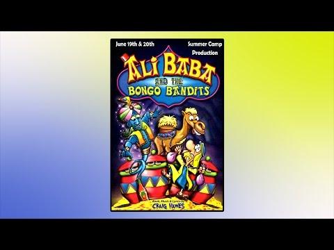 Ali Baba and the Bongo Bandits 6 19 15