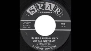 Winola Edmond - My World Ended in South Viet Nam Sweetheart
