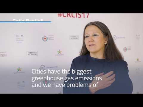 #CKCIS17 Catia Bastioli, CEO Novamont