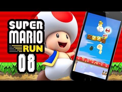 SUPER MARIO RUN FR #08 - LE PLUS GRAND ROYAUME !