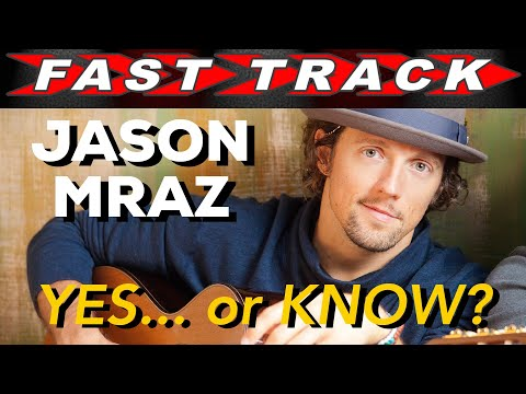 """Jason Mraz Goes From """"YES"""" To """"KNOW"""" With New Album And Movie"""