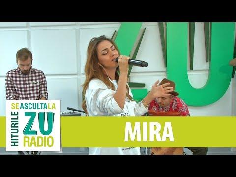 Mira - Uit de tine (Live la Radio ZU)
