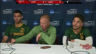 CPP defeats #1 Midwestern State in the 2017 NCAA Quarterfinals