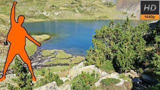 RANDO PYRENEES ORIENTALES - Boucle des 12 Lacs du Carlit (Porté-Puymorens, Font-Romeu, Bouillouses)