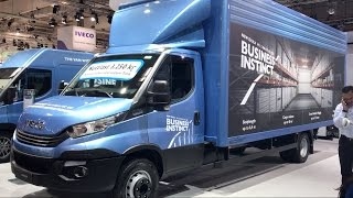 Iveco Daily 2017 In detail review walkaround Exterior