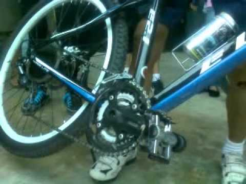 ส่วนประกอบของจักรยานเสือภูเขา