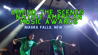 Behind The Scenes 17th Annual Native American Music Awards