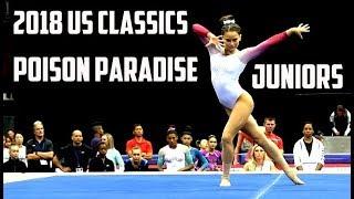 2018 US Junior Classics II Poison Paradise
