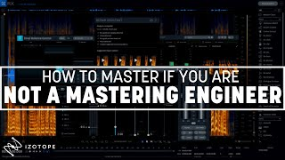 How to Master if You Are Not a Mastering Engineer
