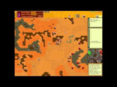Dune 2 The Golden Path 2vs2 Harkonnen vs Ordos