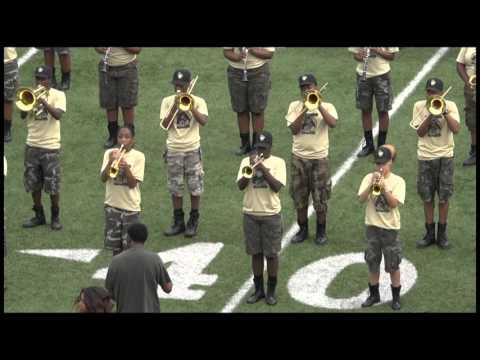 Langston Hughes VS Towers High-2016 Ultimate Band Clash Jamboree BOTB