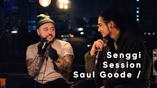 Saul Goode - Interview | Senggi Session (KOR SUB)