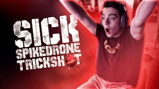 SICK SPIKE BALL TRICKSHOT!! Thumbnail