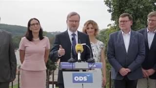 Zahájení horké fáze kampaně do komunálních senátních voleb 2018