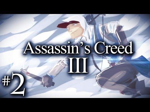 "Assassin's Creed 3 Walkthrough w/ Kootra - Ep. 2 ""General Braddock"""