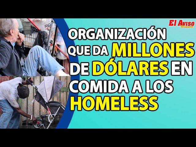 CONOCE A LA ORGANIZACIÓN QUE AYUDA A LOS HOMELESS: SKID ROW - El Aviso magazine