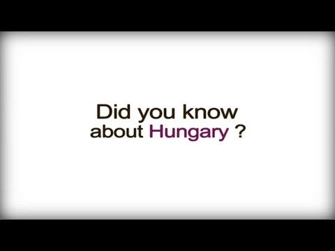Did you know? - Hungary - Hungarian Business Culture video