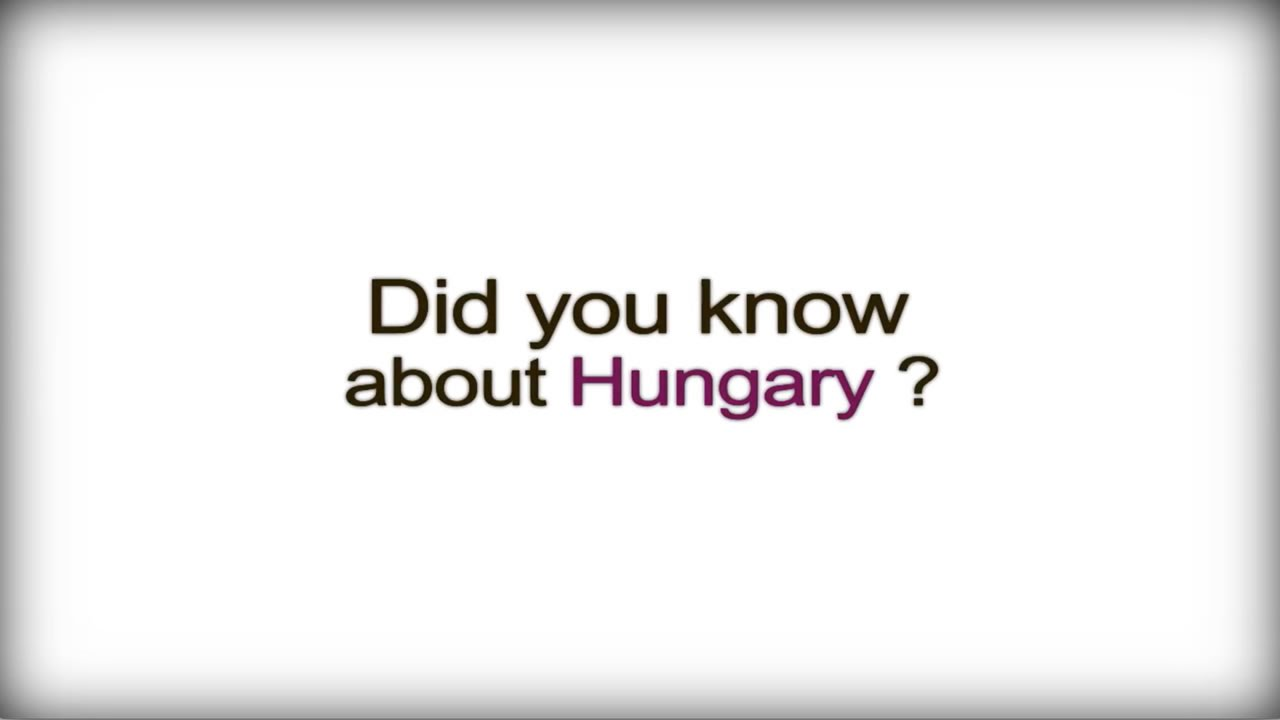 Business etiquette in hungary