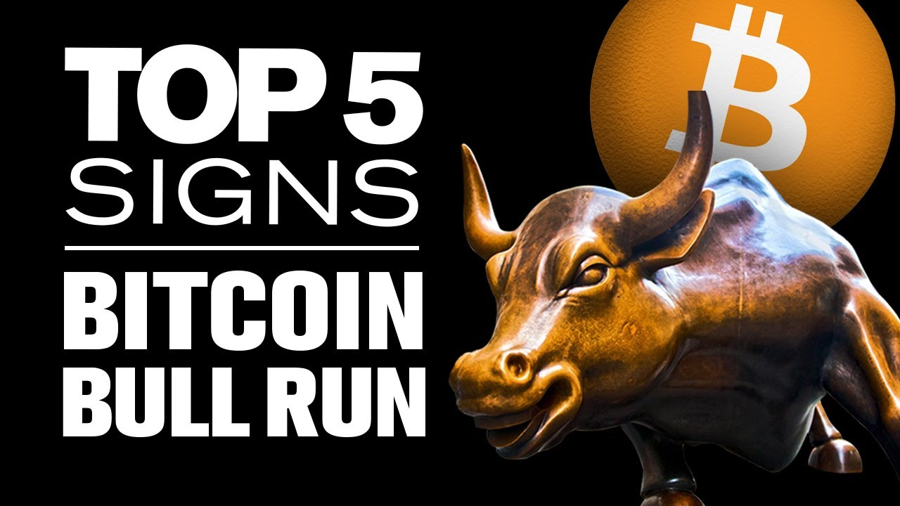 5 Signs to Identify The Next Bitcoin Bull Run! Are We In One
