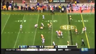 2014: Florida Gators vs. Tennessee Volunteers