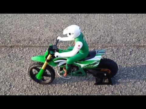 SKYRC SR4 1/4 Scale Super Rider RC Bike Car SK-700001