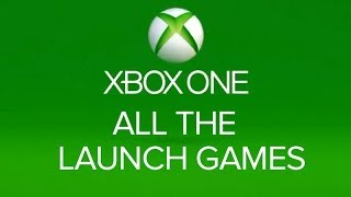 Xbox One Launch Games: What