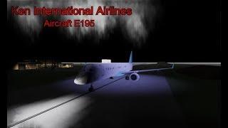 ROBLOX   Ken International Airlines E190