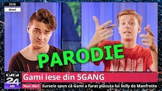 PARODIE SELLY VS. GAMI - RAP BATTLE