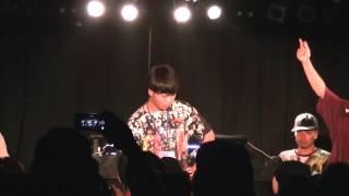 2015.8/1 北海道BEATBOXBATTLE-SHICHiHENGE-七変化vol.2 JUDGE HIRONA、...