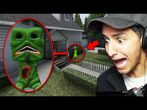 If You See CURSED CREEPER Outside Your House, RUN AWAY FAST!!! (Scary)
