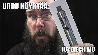 Joyetech AIO - kiitokset puffila.com