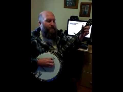 bile dem cabbages 4 months learning banjo