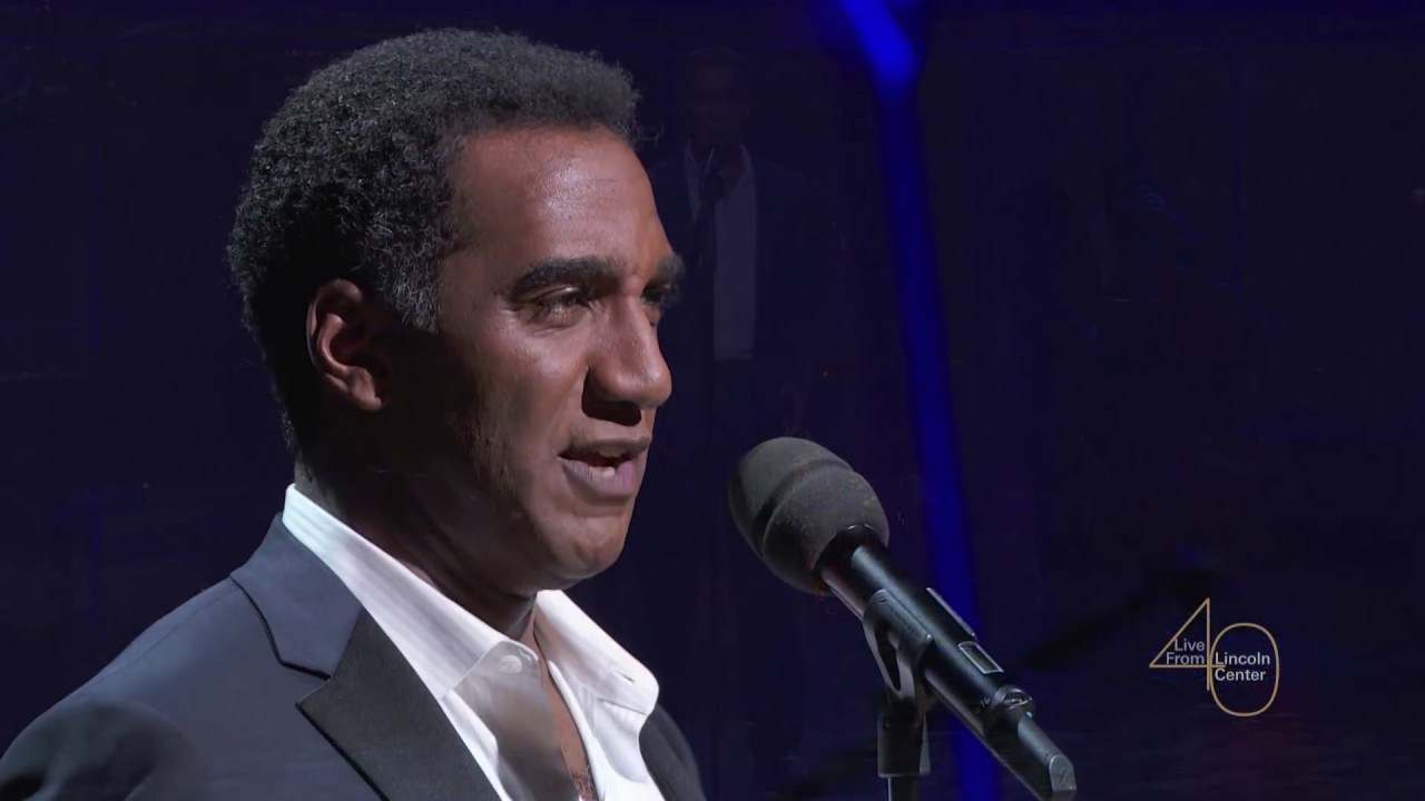 norm lewis and sierra boggess