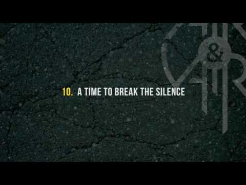A Time To Break The Silence