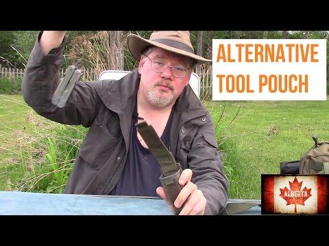 An Alternative Tool Pouch