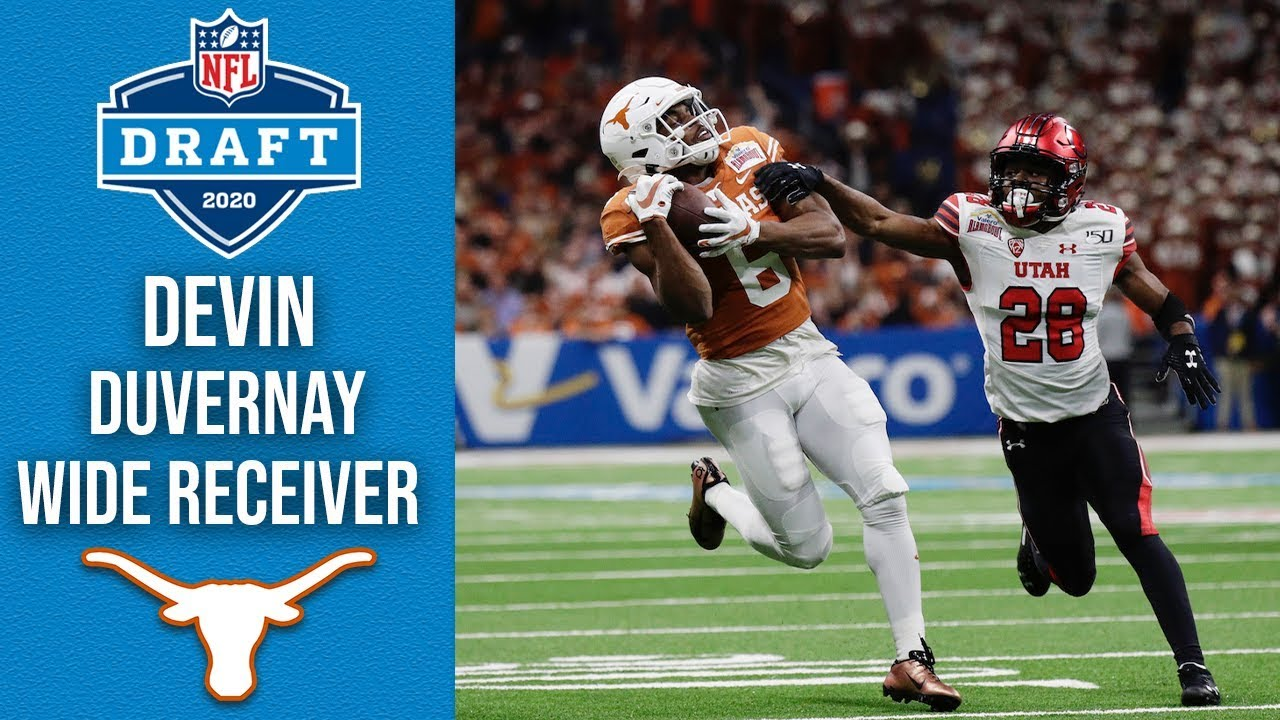 Devin Duvernay | Wide Receiver | Texas | 2020 NFL Draft Profile
