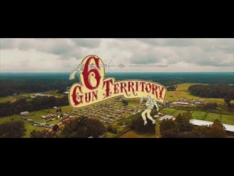 Six Guns territory