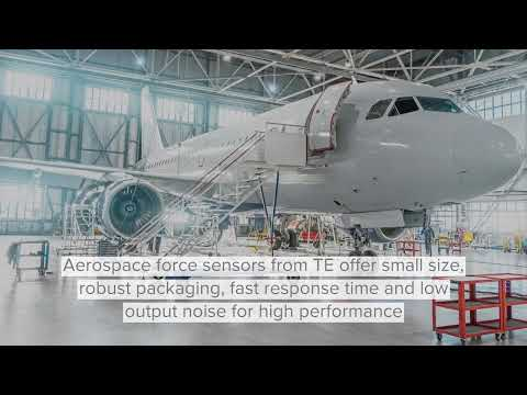 Force Sensors for Aerospace | Overview