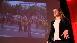 Studying abroad and the global perspective | Emma Baumgartner | TEDxNewarkAcademy