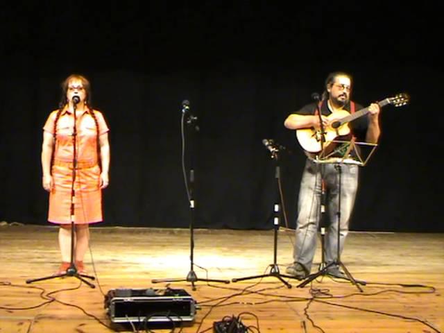Бакенбарды 2013  Концерт ансамблей  Часть 1