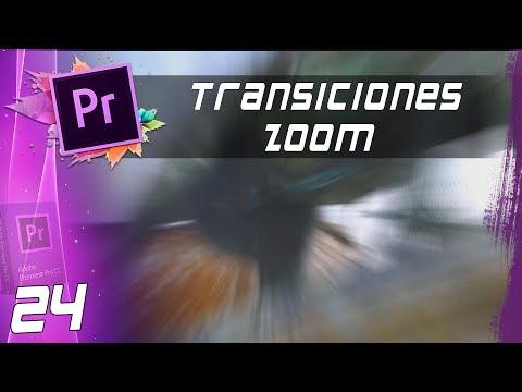 TRANSICIONES ZOOM | PRESET GRATIS | Cap: 24 | Curso Adobe Premiere Pro CC 🎬