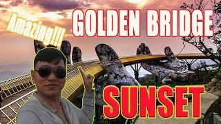 TRAVEL VIDEO|GOLDEN BRIDGE SUNSET 2019 | TRAVEL TIPS