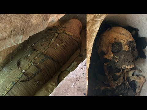See the 2,500-Year-Old Mummy Discovered in Egypt That's Stunning Researchers