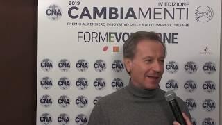 Premio Cambiamenti 2019. Maurizio Cheli, astronauta