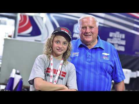 AJ Foyt One Of America's Greatest Legend Of Motorsports With James Doyle