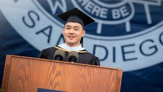 2 most important things to people in their 20s philip wang s 2016 ucsd speech