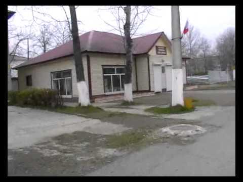 Прогулка по Аниве. часть 1. ул. Ленина.