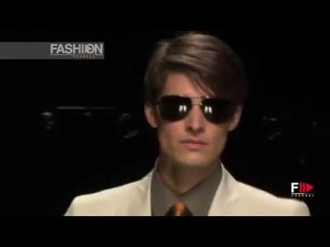 JOHN RICHMOND Spring Summer 2012 Menswear Milan - Fashion Channel