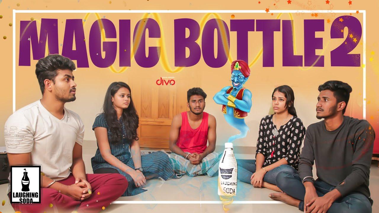 Magic Bottle 2 | Laughing Soda